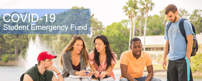 COVID-19 Student Emergency Fund | Kesier University Office of Advancement